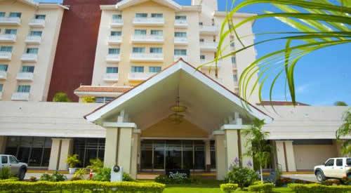 Colon Radisson Hotel 2000