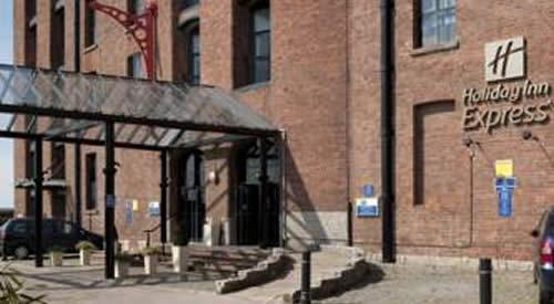 Liverpool Holiday Inn Express Albert Dock