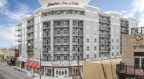 Mobile Hampton Inn and Suites Downtown Historic District