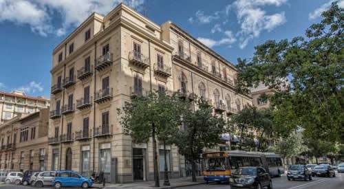 Palermo Artemisia Palace Hotel