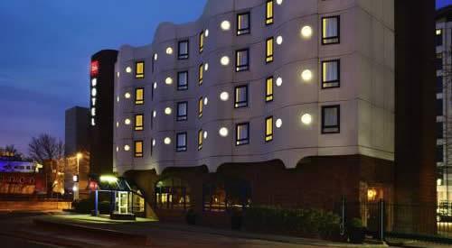 Portsmouth Ibis Hotel