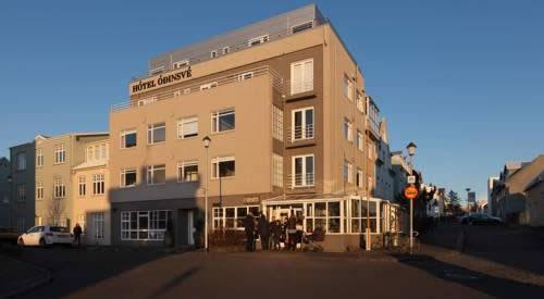 Reykjavik Hotel Odinsve