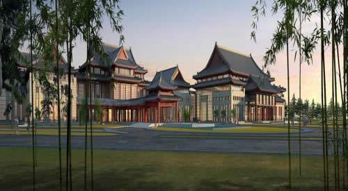 Tianjin Hilton Eco City Hotel