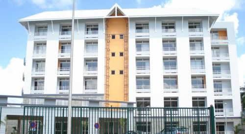 Fort de France Centre International de Sejour