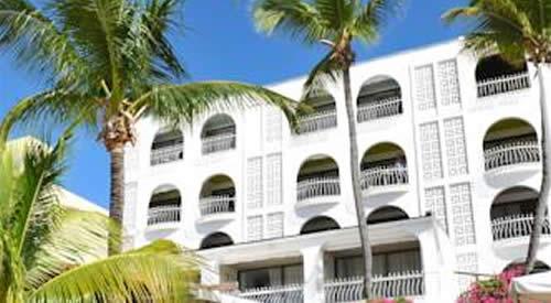 Philipsburg Holland House Beach Hotel