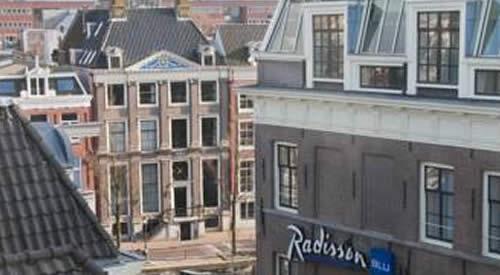 Amsterdam Radisson Blu Hotel