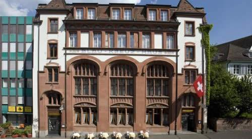 Hotels Basel Near Train Station