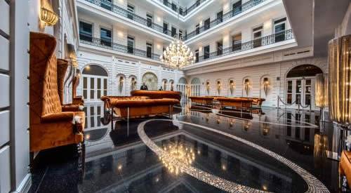 Budapest Prestige Hotel