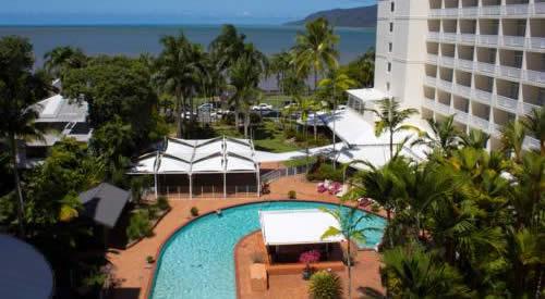 Cairns Rydges Tradewinds Hotel