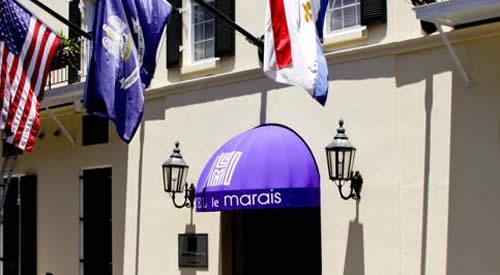 New Orleans Hotel Le Marais