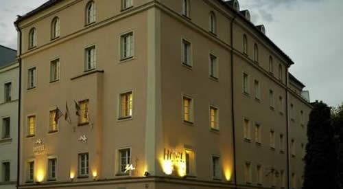 Passau Hotel Weisser Hase