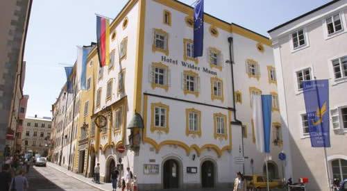 Passau Hotel Wilder Mann