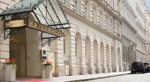 Vienna Best Western Premier Kaiserhof Wien