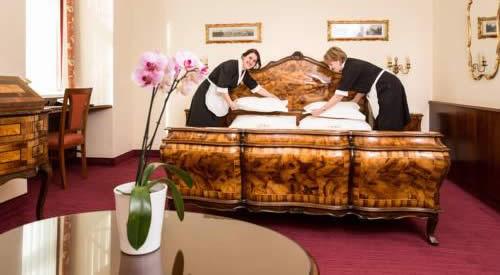 Vienna Hotel Stefanie