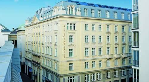 Vienna Steigenberger Hotel Herrenhof