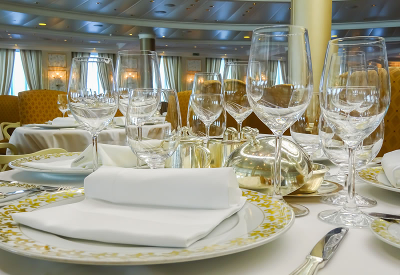 silverware grand dining room