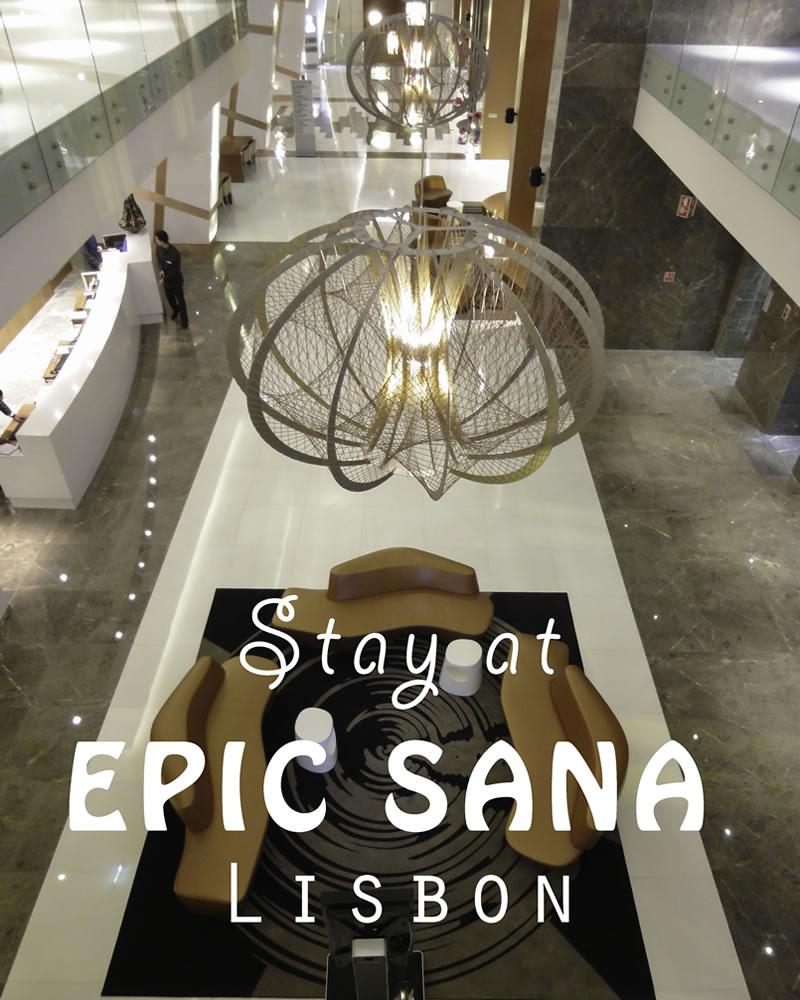 EPIC SANA Lisbon Hotel