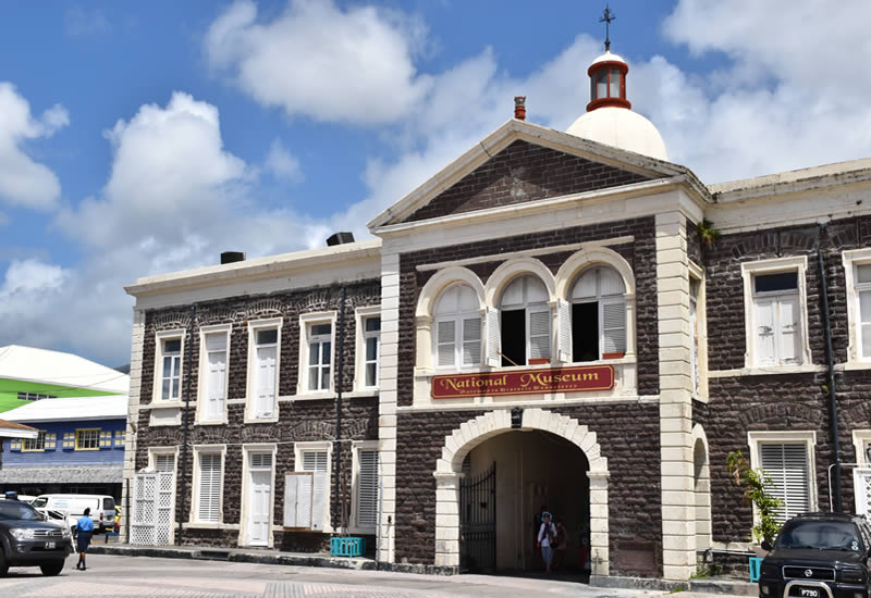 National Museum of St Kitts