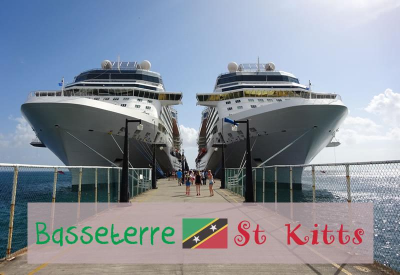Port of Basseterre St Kitts