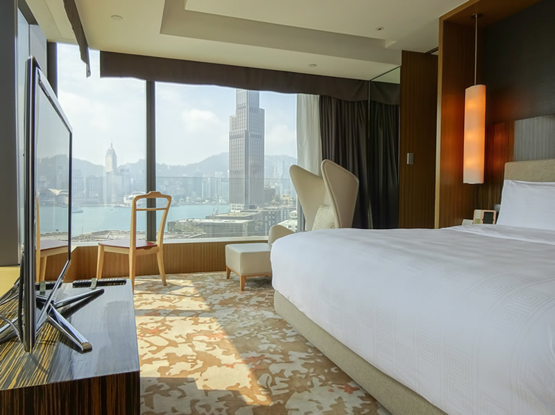 One-bedroom suite hotel ICON Hong Kong