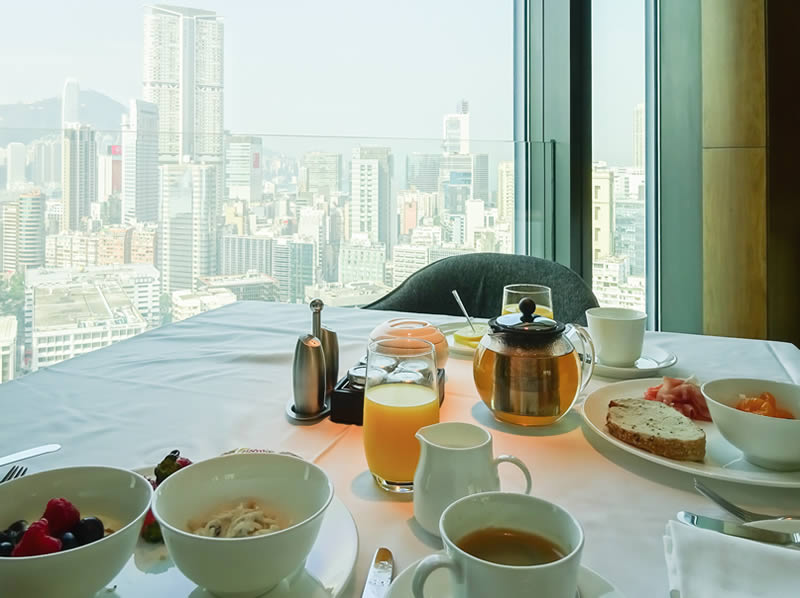 Staying At Hotel Icon Hong Kong Review With Photos
