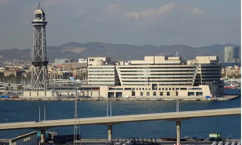 Hotel Eurostars Gran Marina in Barcelona