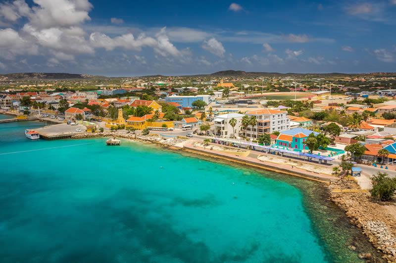 Bonaire cruise port Kralendijk