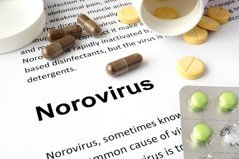 Norovirus medicine