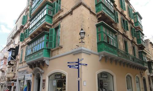 Grand Harbour hotel in Valletta Malta