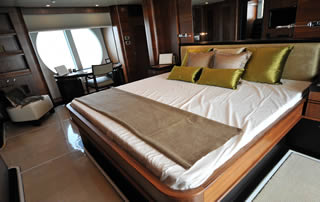 cabin on a cruiseship