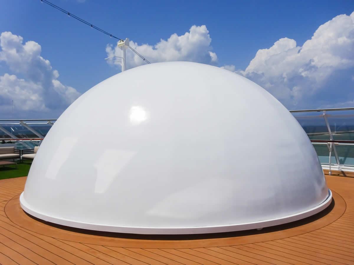 Explorers' Dome Planetarium