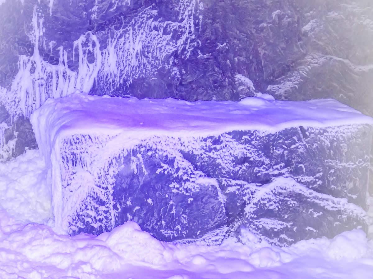Snow Grotto in Spa