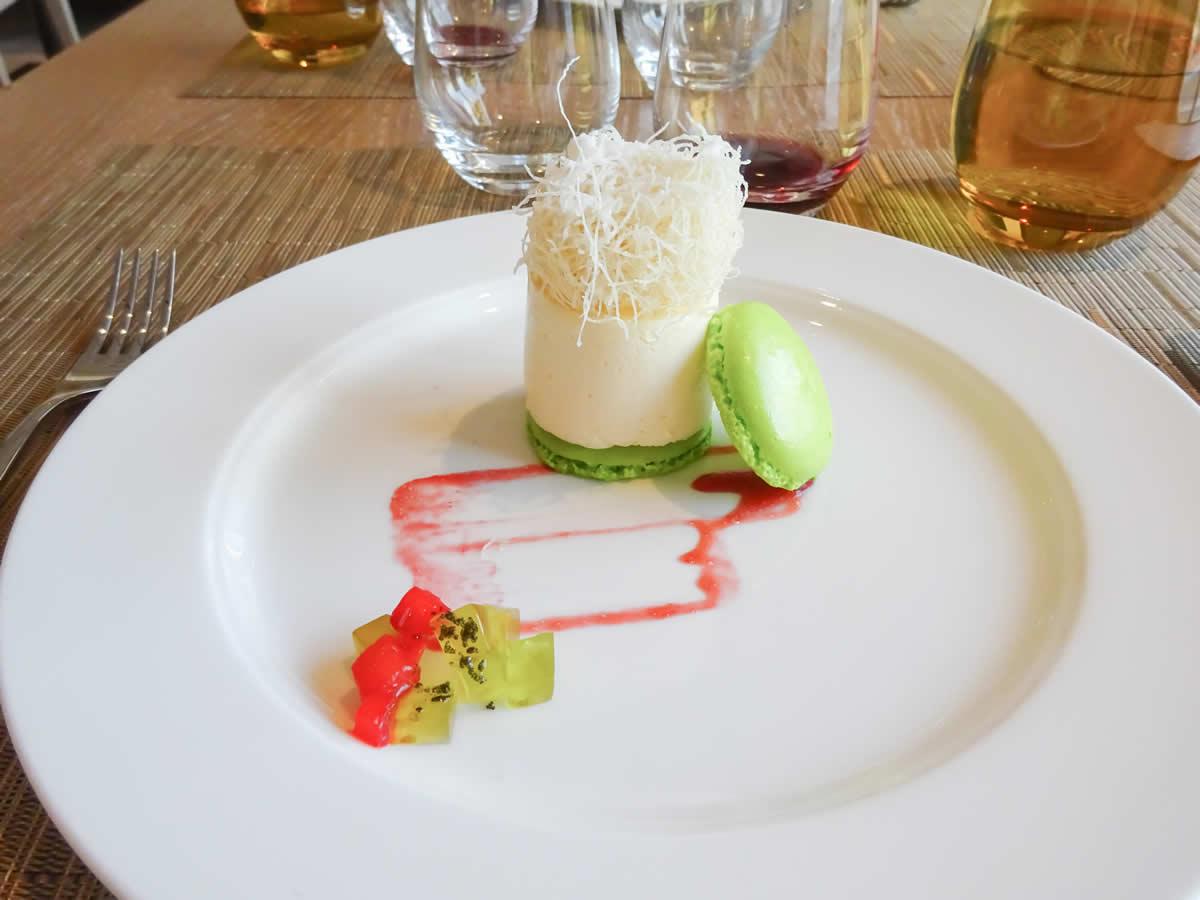 Strawberry Basil Delight Dessert