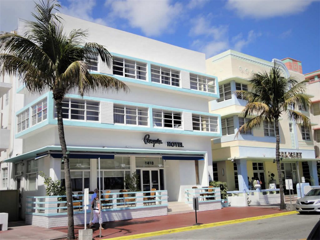 Ocean Ave Hotels Miami