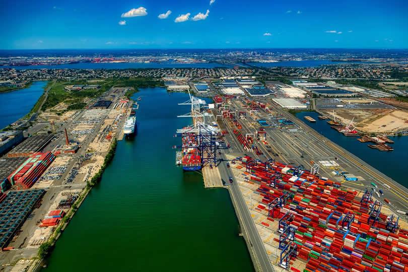 Bayonne Cape Liberty Port