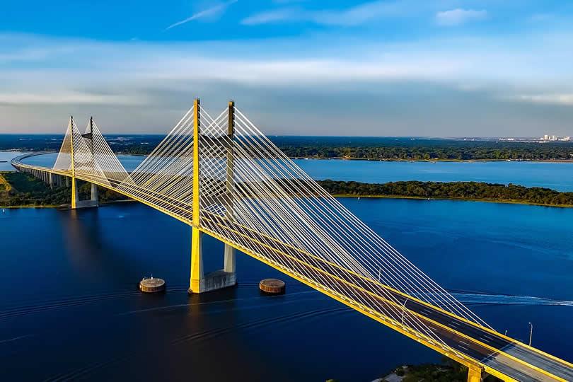 Jacksonville Dames Point Bridge