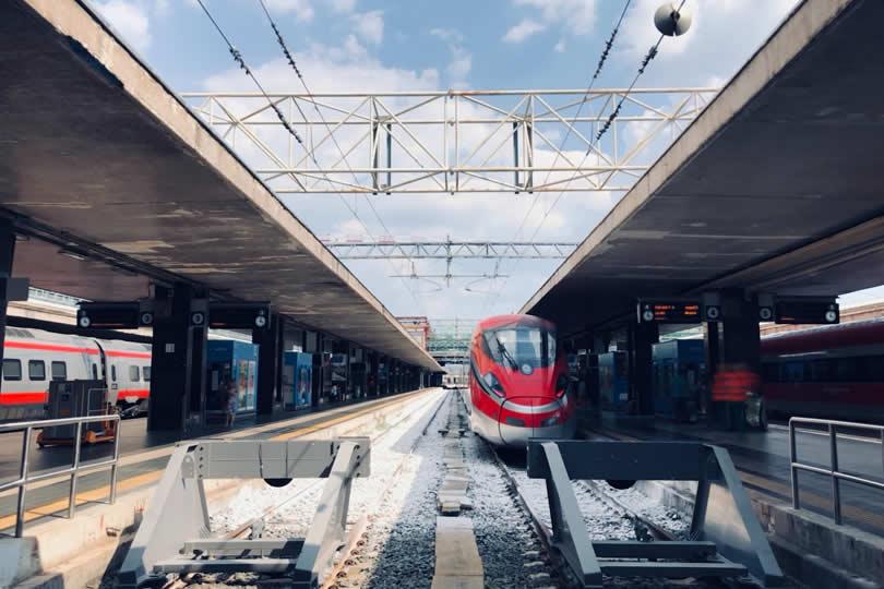 Roma Termini Railway Station