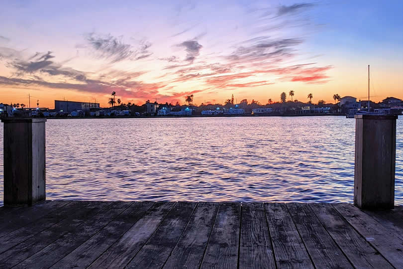 Galveston Texas waterfront hotels