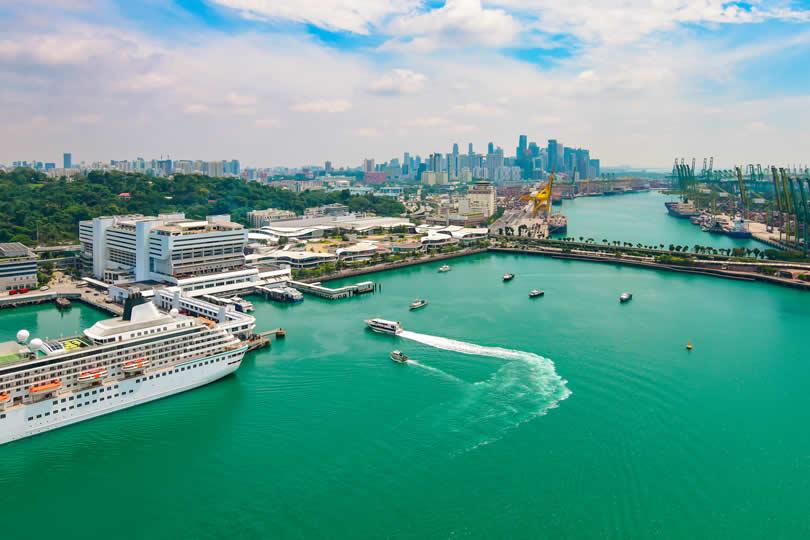 Singapore Harbourfront Cruise Center