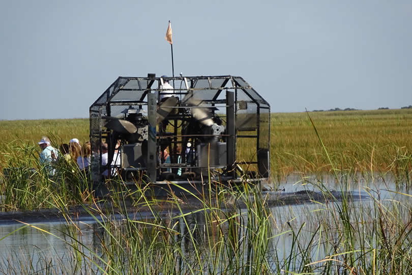 Florida Everglades Airboat ride