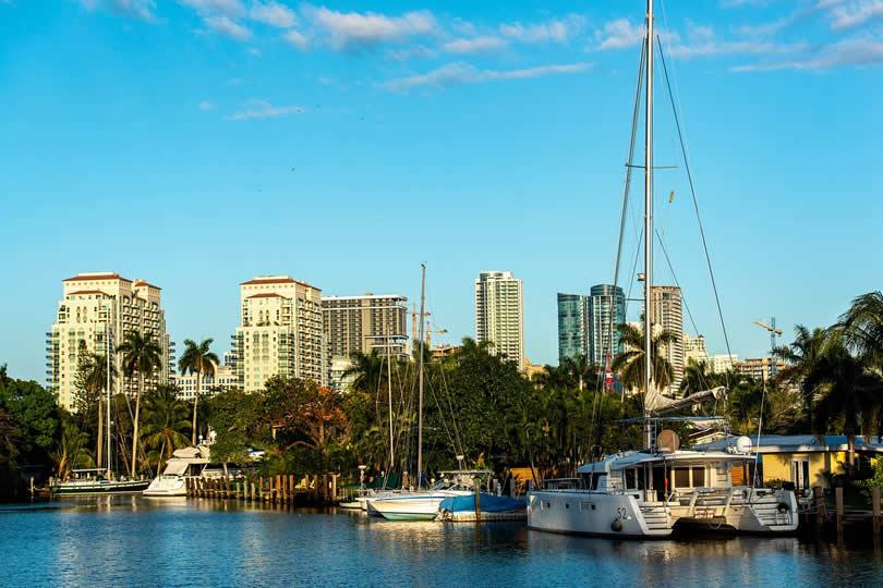 Fort Lauderdale Sailing Yachts