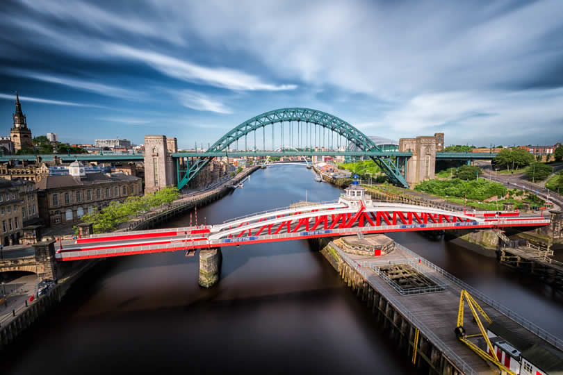 Newcastle Port of Tyne