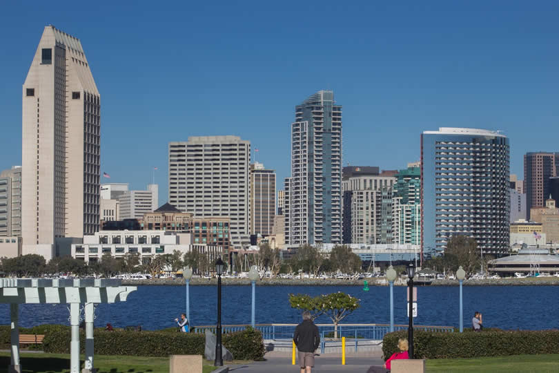 San Diego Seaport Village hotels