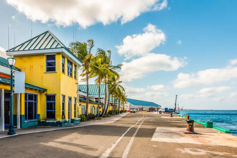 Nassau cruise port terminal
