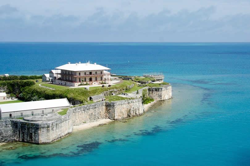 National Museum and Ocean in Bermuda