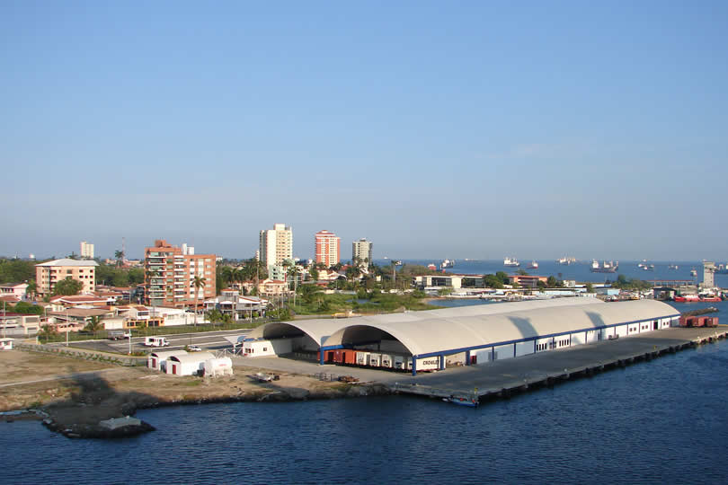 Colon Panama cruise port