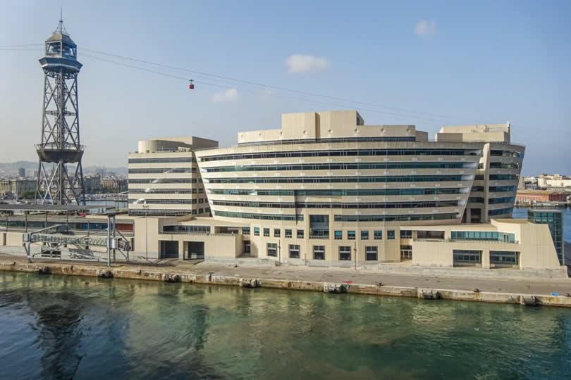 Eurostars Gran Marina Hotel in Barcelona