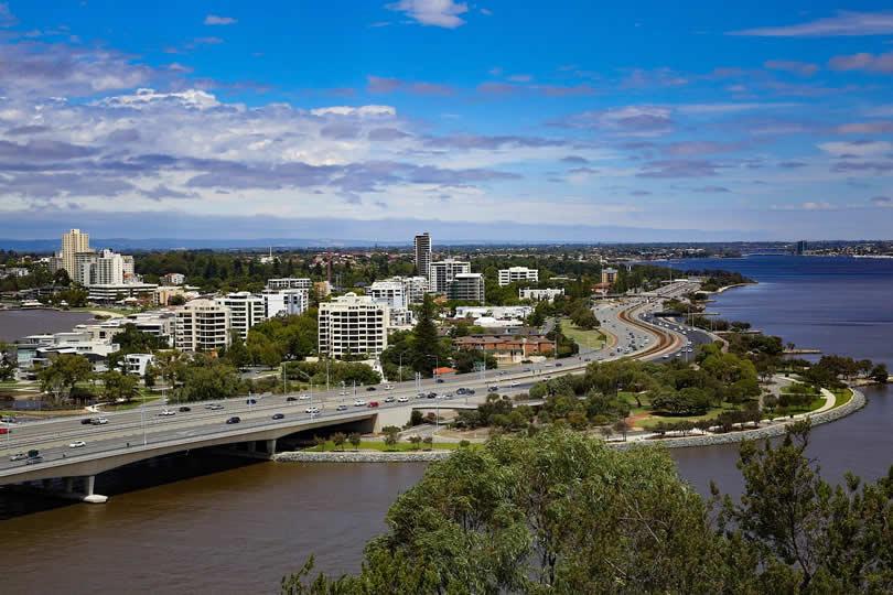 Suburb in Perth Australia