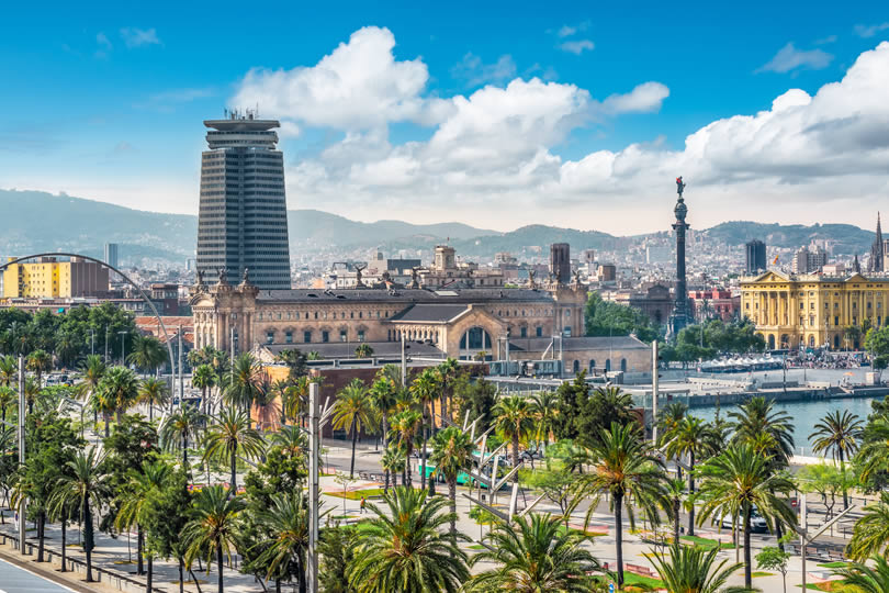 Barcelona Cruise Port