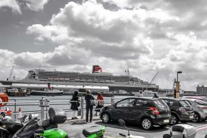 Southampton cruise parking